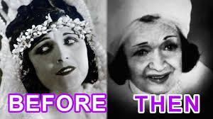 WOMAN and TIME: Pola Negri - YouTube