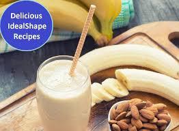 idealshape recipes