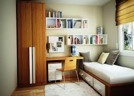 Storage For Small Bedrooms White Solid Wood Wall Cabinet Beside Storage Ideas For Small