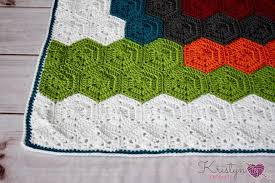 Crochet Owl Blanket Pattern Free Custom Night Owl Crochet Hexagon Blanket Kristyn Crochets