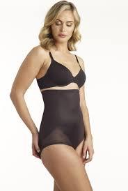 Miraclesuit Plus Size Hi Waist Brief Panty