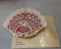 Latest Wedding Card Designs In Hyderabad Invitation Wedding Cards Ameerpet Deals With Customising