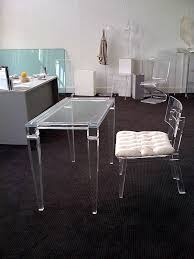 clear office desk. Clear Office Desk. Acrylic Home Desks For A Clearly Fabulous Work Space Desk