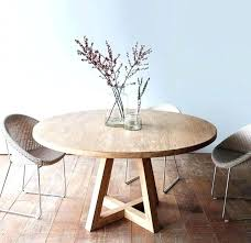 modern round extendable dining table round kitchen tables modern habitat extendable dining table large in designs