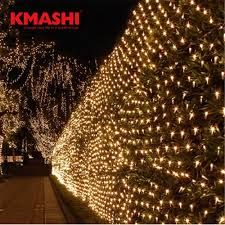 Fishing String Lights Kmashi 4mx6m 672 Leds Fishing Net Light String Lights