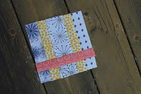 Super Simple Sampler Quilt Block #15 - Color Girl Quilts by Sharon ... & how to make Simple Sampler six inch quilt block with strips Adamdwight.com