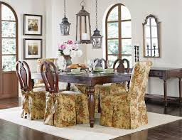 Living Room Chair Cover Sure Fit Slipcovers Super Easy Way To Pretty Up Those Dining