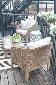 apartment patio furniture. Patio Furniture For Small Balconies Outdoor Apartment Balcony  Likeable Chairs .