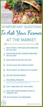 Good Questions To Ask Interview 10 Important Questions To Ask Your Farmer At The Market