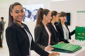 Hostesses Barcelona Event Staff For Mwc Golden Goose Events