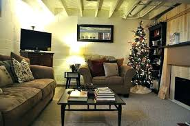 unfinished basement ideas on a budget. Unfinished Basement Decorating Ideas Image Of An On A Budget