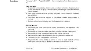 Cv Template For Care Assistant Child Caregiver Resume For Childcare Care Worker 2 Template