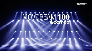 Ring Beams Led Lights Cameo Movo Beam 100 Unlimited Rotation Beam Moving Head With Led Ring