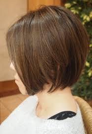 30代 40代 50代 ミセスの方丸顔 面長さんも似合う髪型 原宿 For