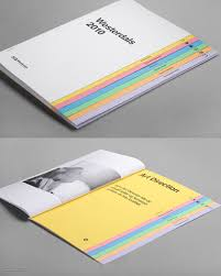 best business brochures 26 best and creative brochure design ideas for your inspiration