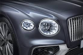 Bentley Celebrates 100th Birthday With All New 2020 Flying