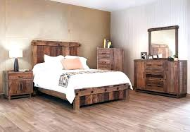 Reclaimed Wood Bedroom Furniture Rustic Sets – YourLegacy