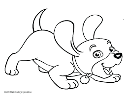Puppy Dog Pals Coloring Pages Printable Puppy Dog Coloring Page