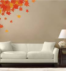 autum leaves wall fabric decal decal vinci 1500x1613 jpeg