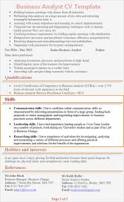 Examples Of Qualifications For Resumes 50 Best Examples Of Cv Skills To Put On Your Cv Cv Plaza