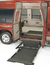 wheelchair lift for van. Braun UVL Wheelchair Lift For Van R