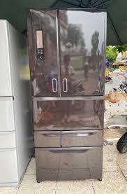 Bán tủ lạnh Toshiba GR-E62FX 6 cánh dung tích lớn 600 lít quận Tân Phú -  chodocu.com