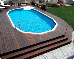 above ground round pool with deck. Round Pool Deck Plans Ground Designs Above Swimming Pools With  Decks Awesome