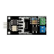 Pwm Ac Light Dimmer Module Details About Robotdyn Ac Light Dimmer Module For Pwm Controller 1 Channel 3 3v 5v Logic Ac