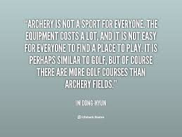 Archery Quotes Mesmerizing Archery Inspirational Quotes Managementdynamics