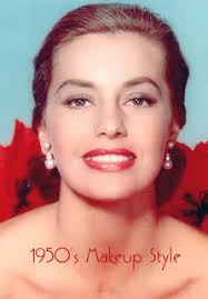 want to get the vine 1950s make up looks of grace kelly or audrey hepburn two enterning and lusciously red and ilrated make up and beauty