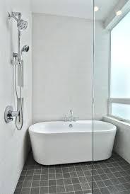 one piece bathtub shower one piece bathtub and shower units white