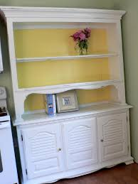 paint furniture finished hutch
