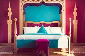 Arabian Nights bed