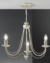 philly cream gold 3 light chandelier franklite lighting