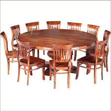 round dining table for 12 perfect 8 person round dining table regarding within decor