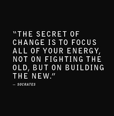 Motivational Quotes About Change Custom Secret Of Change Quote Brassyapple My Word For The Year
