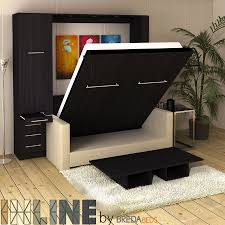 Electric Murphy Bed Officially The Coolest Thing Ive Seen The Bed Fits Over The