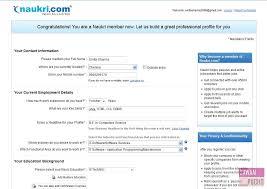How To Register On Naukri Com 8 Steps With Images Quehow