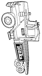 Kleurplaat Vrachtwagens Vrachtwagen Járművek Járművek