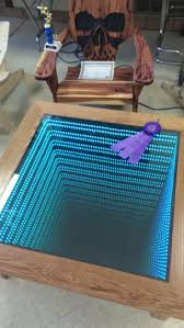 Infinity Coffee Table 17 Best Images About Infinity Mirror On Pinterest Mirror Glass