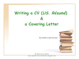 Cover Letter For Cvs Best How To Write A CV And A Covering Letter