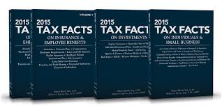 2018 tax facts on insurance employee benefits 2018 tax facts on investments 2018 tax facts on individuals small business triple book bo