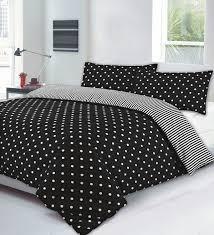 black polka dot bedding black and white polka dot comforter car tuning decorate my house