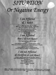 Negative Energy Quotes Simple Bad Energy Quotes On QuotesTopics