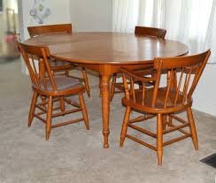 drop leaf dining table and 6 chairs. light maple dining table and chairs room 6 drop leaf l