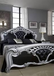 black and silver bedroom sets photo 2 bedroom black furniture sets