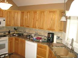 oak cabinets with granite kitchen ideas fresh for honey light colored