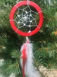 Dream Catcher Christmas Ornament Amazon Dream Catcher Ornament Handmade in USA Christmas 3