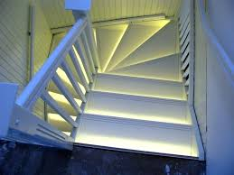 stairway led lighting. Stairway Led Lighting Stairwell Lights Amazing Strip Stairs  Deck T