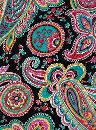 Vera Bradley Paisley Patterns